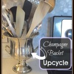 Champagne Bucket Upcycle