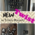 New Twist on Fridge Magnets