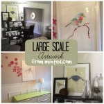 Large Scale Artwork – Minted.com