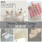 February No-Sew Challenge – #30dayflip Round Up