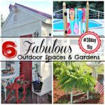 May #30dayflip Round Up – Outdoor Spaces & Gardens