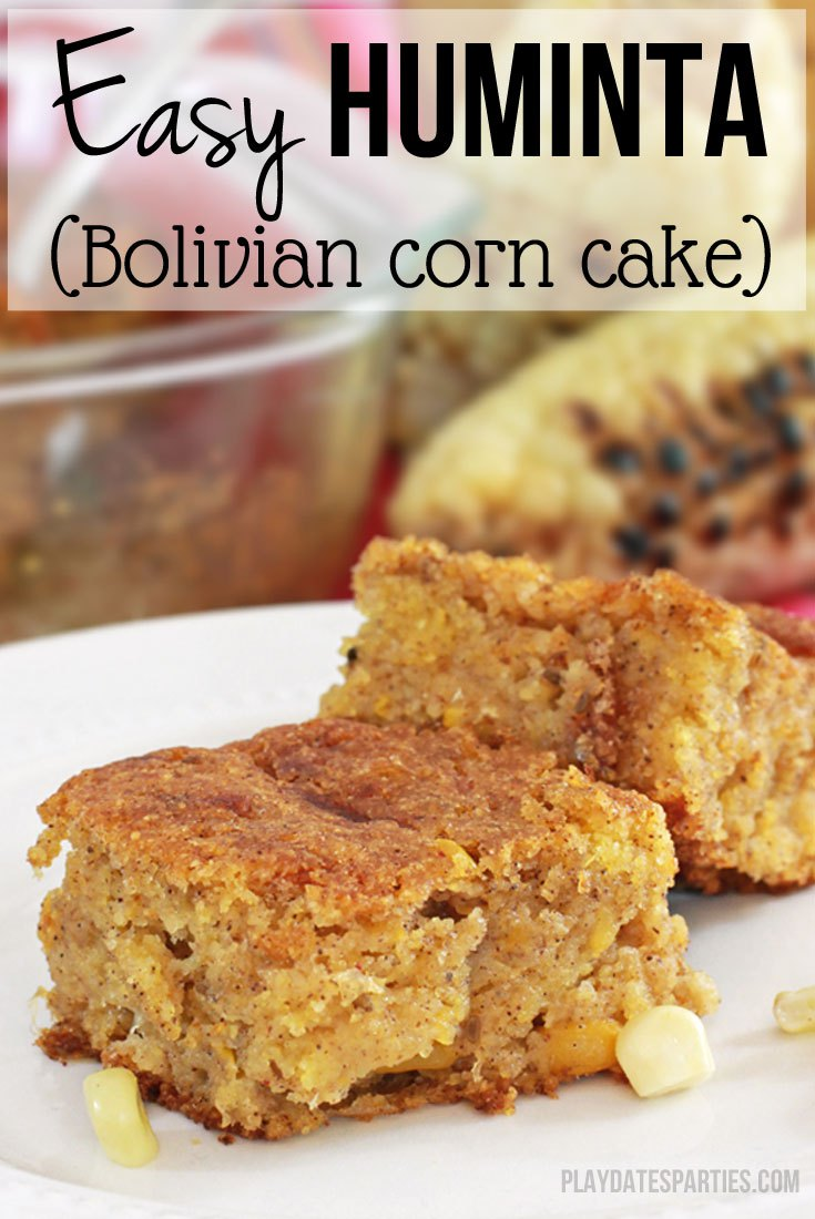 Easy huminta recipe bolivian corn cake a purdy little house how to make easy huminta bolivian corn cake forumfinder Image collections