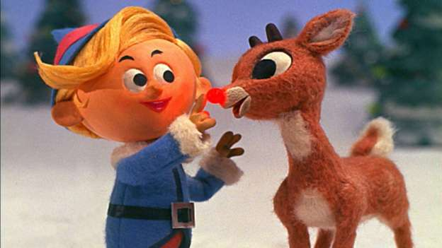Image result for rudolph the red nosed reindeer