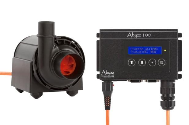 Bomba de presión Abyzz A100