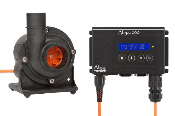 Bomba de presión Abyzz A200