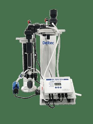 Reator Twintech deltec