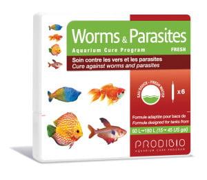WORMS & PARASITES - FRESH