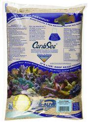 Arena viva para acuario Caribsea
