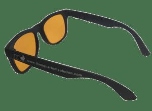 gafas para ver corales en el acuario