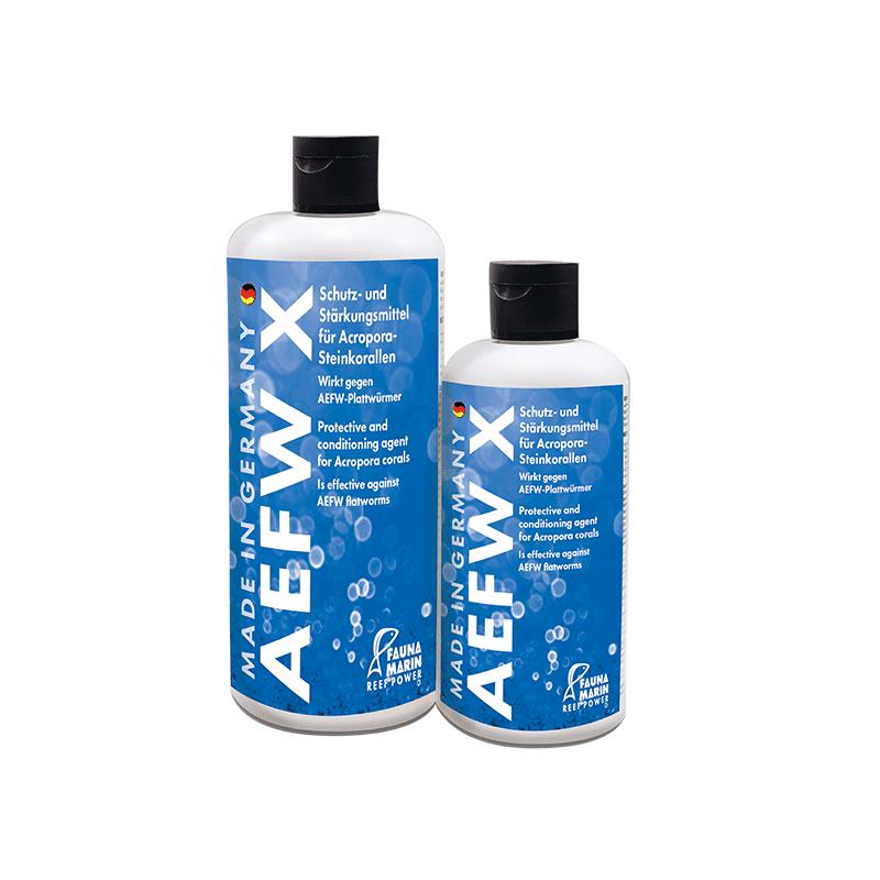 AEFW-X elimina gusanos planos