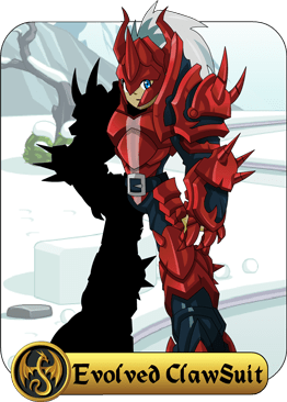 Evolved Clawsuit