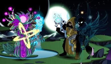 ArcanGrove Chaos Lord Battle