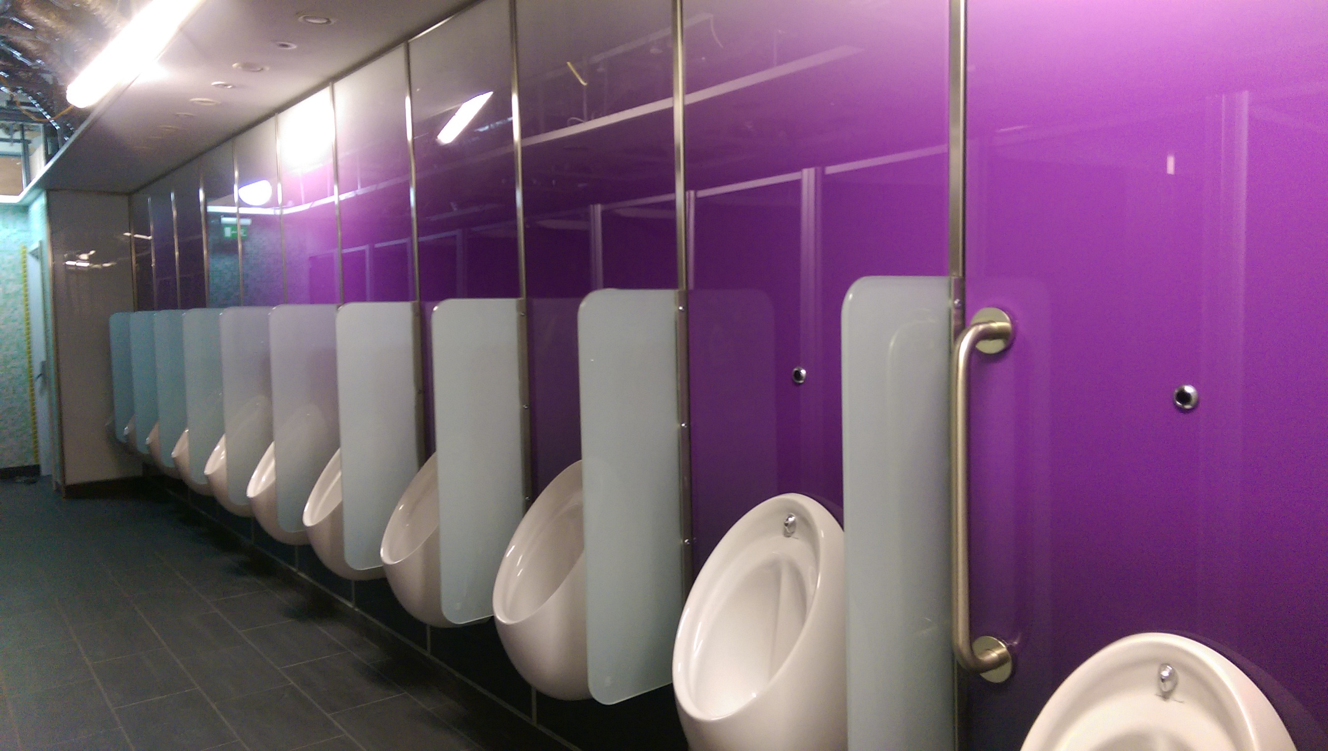 North Terminal Level 10 Toilets