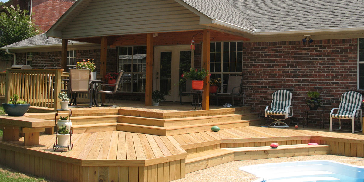 Construction Contractor: Decks, Out Buildings, Additions ... on Patio With Deck Ideas id=49478