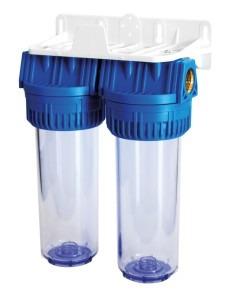 Филтърна система за вода Aqua FP3 Duplex