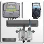 Система за контрол на свободния хлор A-J Start