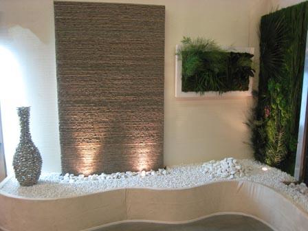 mur d eau lumineux aquasculptures
