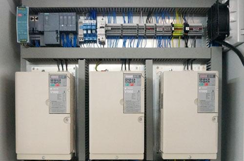 Wysokociśnieniowe instalacje stacjonarne sterowane automatycznie