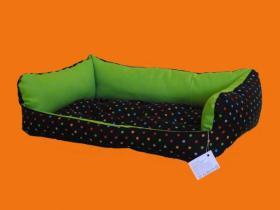 Kanape LUX sa točkicana zeleni