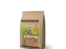 Yoggies Active M/L Duck & Venison 4kg