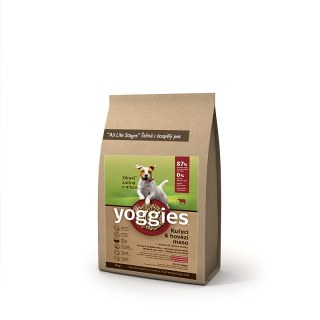 Yoggies M/L Chicken & Beef 4kg