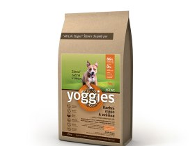 Yoggies Active M/L Duck & Venison 15kg