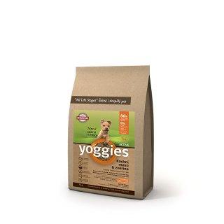 Yoggies Mini Active Duck & Venison 4kg