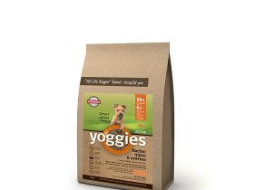 Yoggies Mini Active Duck & Venison 4kg