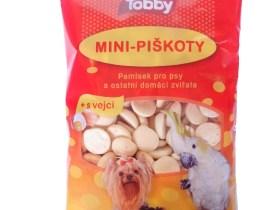 PIŠKOTY Tobby Mini 120g