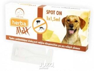 Herba Line SPOT ON Antiparazitna ampula za pse do 25kg