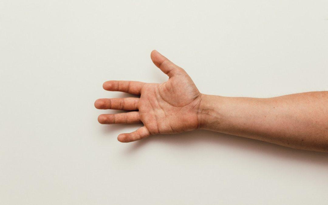 Testen des Energieflusses per Armtest