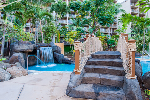 It was formerly known as resortquest ka'anapali shores, and is now aston ka'anapali shores. Beach Hotel In Kaanapali Aston Kaanapali Shores Aqua Aston Hotels