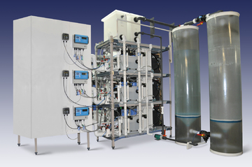 Seawater production system