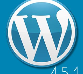 WordPress 4.5.1 リリース