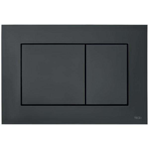 TECEnow 9240403 Панель смыва, чёрный глянец