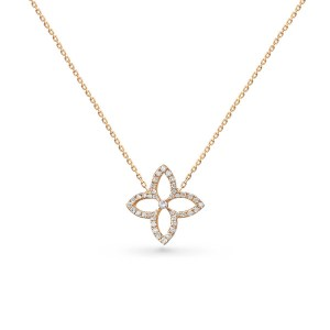 Necklace Hera Flower