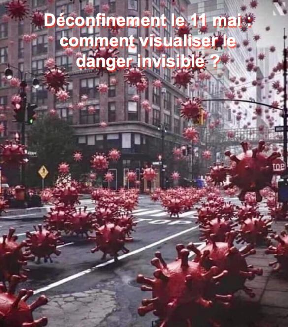 Comment visualiser le danger invisible ?