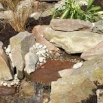 Wildlife pond - A spring like waterfall starter