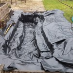 Updated with a new pro-grade flexible pond liner