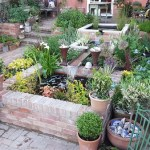 Bristol garden & water feature design