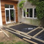 Bath - decking project