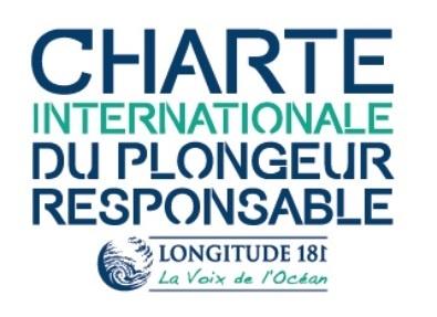 Nouvelle version de la Charte Internationale du Plongeur Responsable