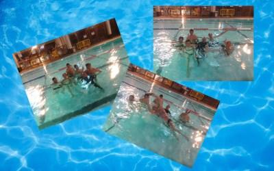 Des stagiaires du centre de formation de Saclay découvrent la plongée sous-marine