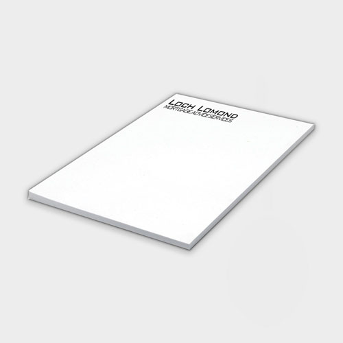 A4 Conference Pad – Recycled