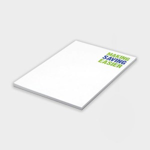 A5 Conference Pad – Recycled