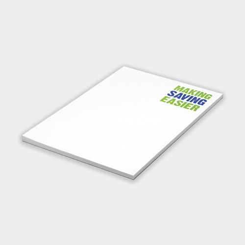 A6 Conference Pad – Recycled