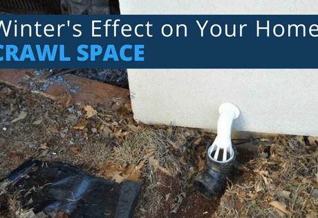 Winter's Effect on Your Home's Crawl Space