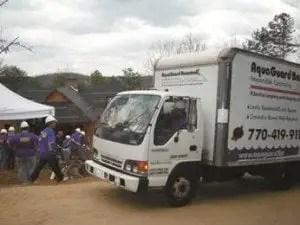 aquaguard truck