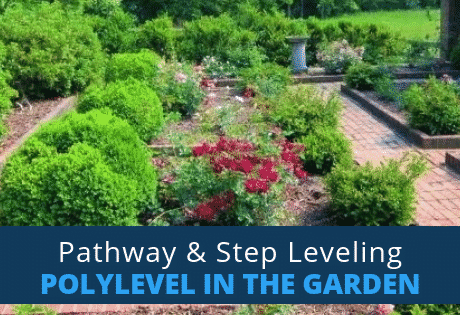 Pathway & Step Leveling