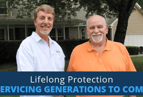 Lifelong Protection
